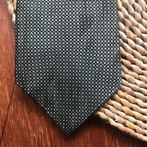 Silk Necktie Tie Tongue Tied Tom McLellon NY